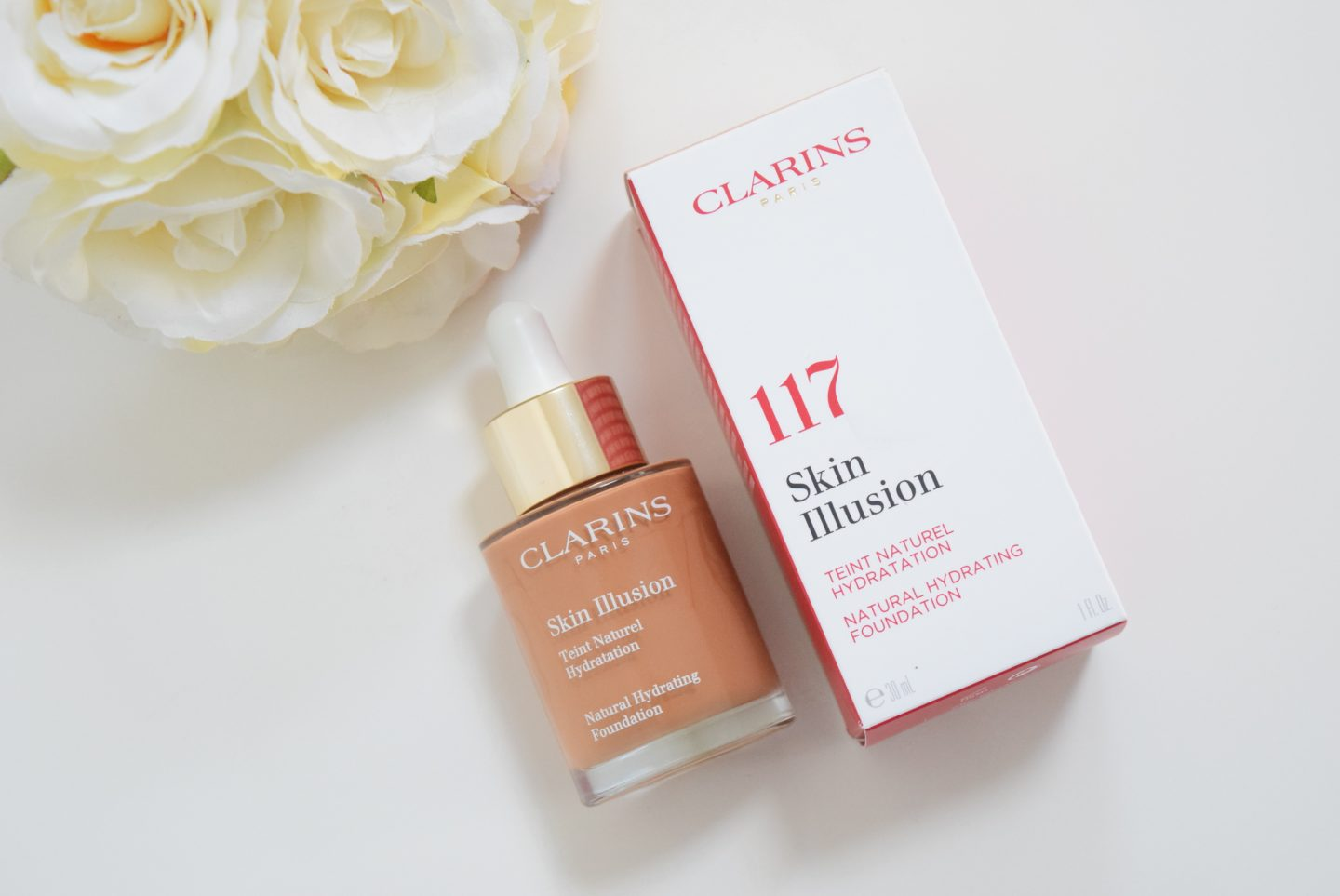 Review: Clarins Skin Illusion | Avis: Clarins Skin Illusion
